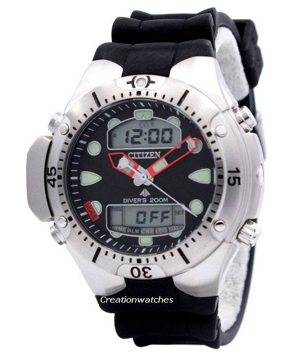 Citizen Aqualand Promaster Diver s 200M JP1060-01E Men s Watch 5aaa032bf11