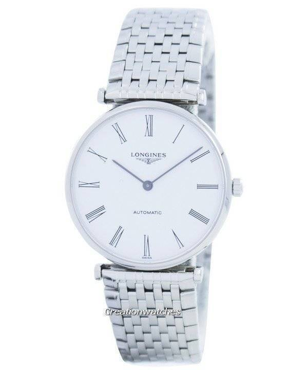 0747cfb567f Longines La Grande Classique De Automatic Power Reserve L4.908.4.11.6 Men's  Watch