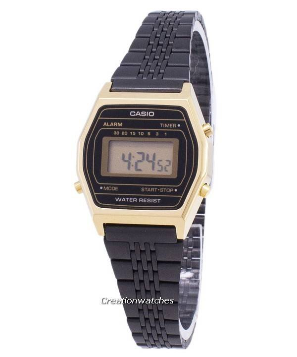 08521b32a810 Casio Vintage LA690WGB-1 Digital Women s Watch