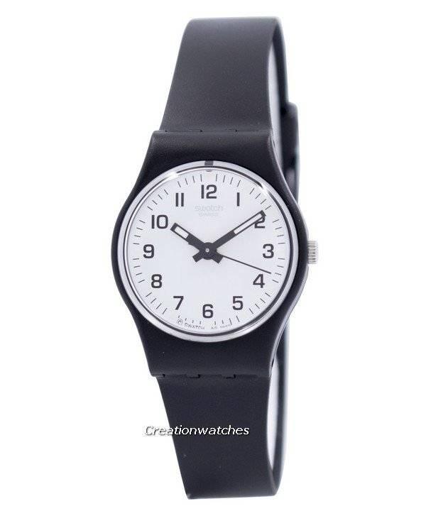 38e08924faa Swatch originais relógio algo novo quartzo suíço LB153 feminino pt
