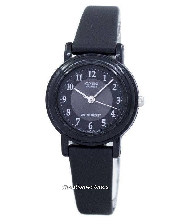 talla 40 9a5f8 5ad6b Reloj Casio de cuarzo analógico LQ-139AMV-1B3 LQ139AMV-1B3 para mujer