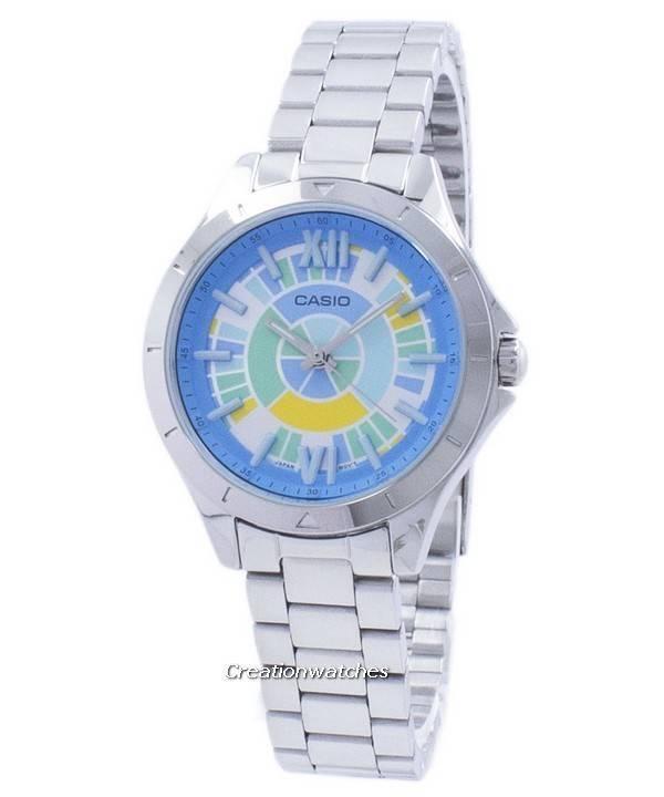 e5e03a92ce5 Casio Analog Quartz LTP-E129D-2A LTPE129D-2A Women s Watch