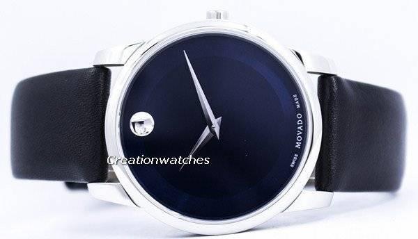 Movado Museum Classic Swiss Made Quartz 0606610 Mens Watch