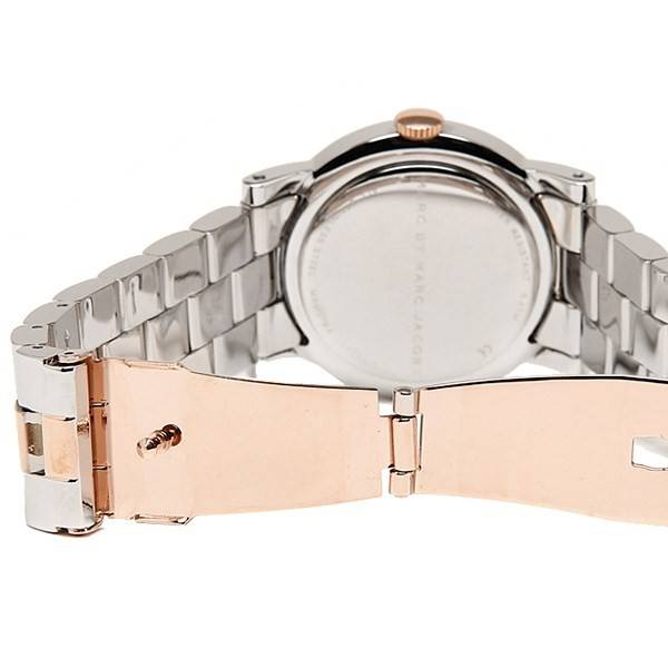 Marc By Marc Jacobs Amy Silver Dial Stainless Steel MBM3194 Women s Watch b6426c603b