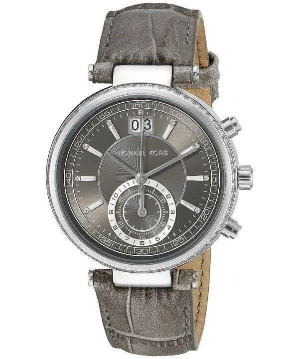 Dial Mujer Kors Gray Mk2432 Para Michael Sawyer Reloj TK1JclF