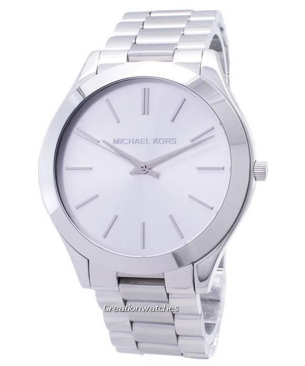 bca28d8333f9 Reloj Michael Kors pista Dial de plata MK3178 de las mujeres es