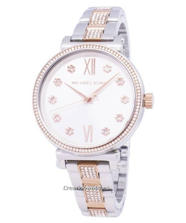 49a9380cdb4a Reloj Michael Kors Sofie MK3880 cuarzo analógico de la mujer es