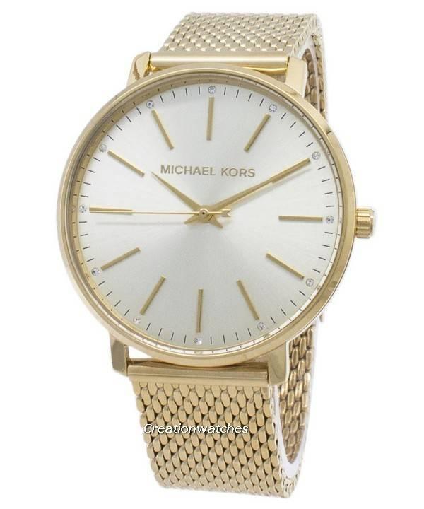 99d4e22c14 Michael Kors Pyper MK4339 diamante accenti quarzo orologio da donna it