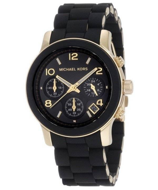 Michael Kors Chronograph Black Catwalk MK5191 Women s Watch c1da377335