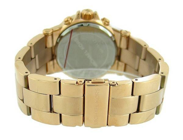 Relógio Michael Kors Baguette Bezel Chronograph MK5412 das mulheres pt 7bf1fa680a