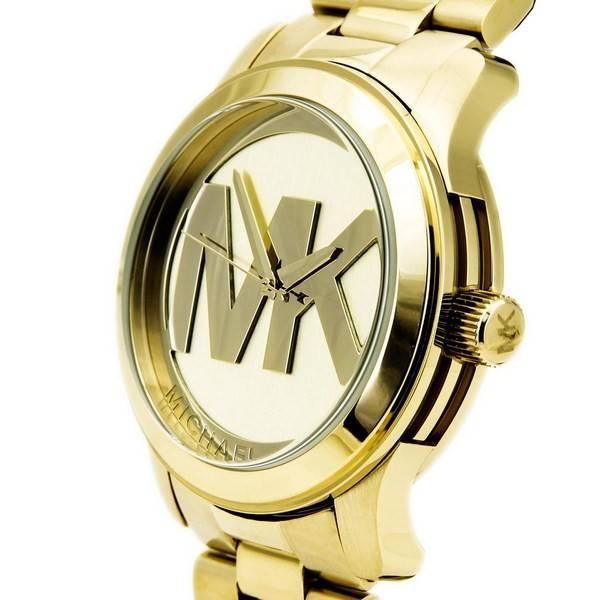 2ad33903f4fe Michael Kors Embossed MK logo MK5473 Women s Watch
