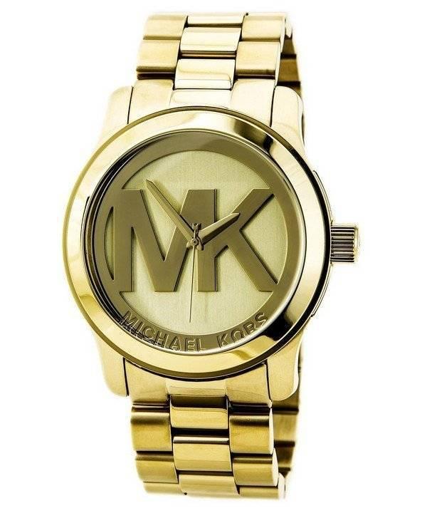 887dc5a3c5661 Michael Kors Embossed MK logo MK5473 Women s Watch