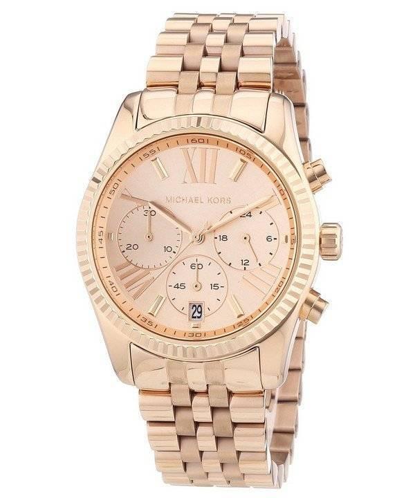 3bdefce2bb16 Michael Kors Lexington Chronograph MK5569 Women s Watch