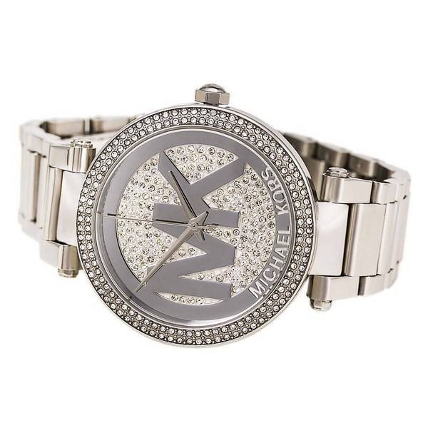 abf0bc930656 Michael Kors Parker Crystal Pave Dial MK5925 Women s Watch
