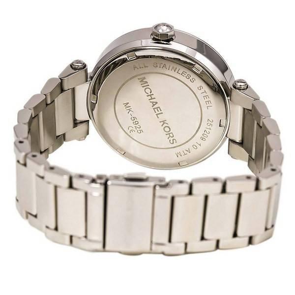 4cb307ef5d65 Michael Kors Parker Crystal Pave Dial MK5925 Women s Watch