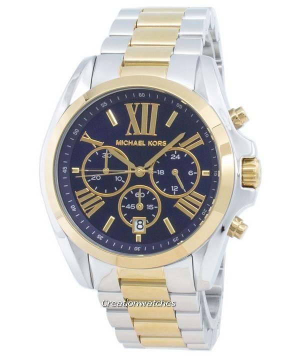52357a68e889 Michael Kors Cronógrafo Bradshaw bicolor MK5976 Watch de Women es