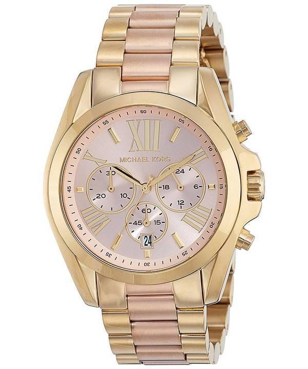 260ad5623b9c Michael Kors Bradshaw Chronograph Quartz MK6359 Women s Watch