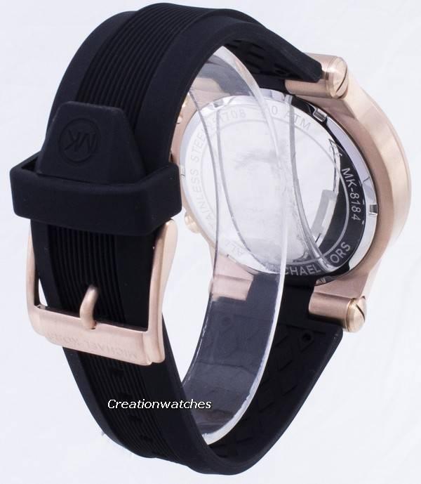 Relógio Michael Kors Chronograph MK8184 masculino pt ada47635bb