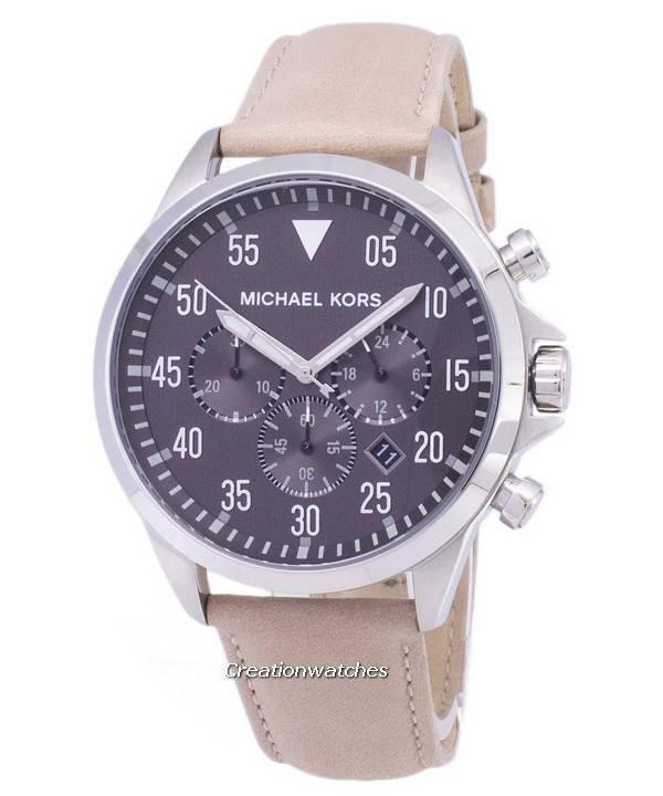 69481f673f Michael Kors Gage orologio cronografo al quarzo MK8616 maschile it