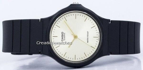 49a8ad06a547 Reloj Casio de cuarzo analógico MQ-24-9E MQ24-9E para hombre