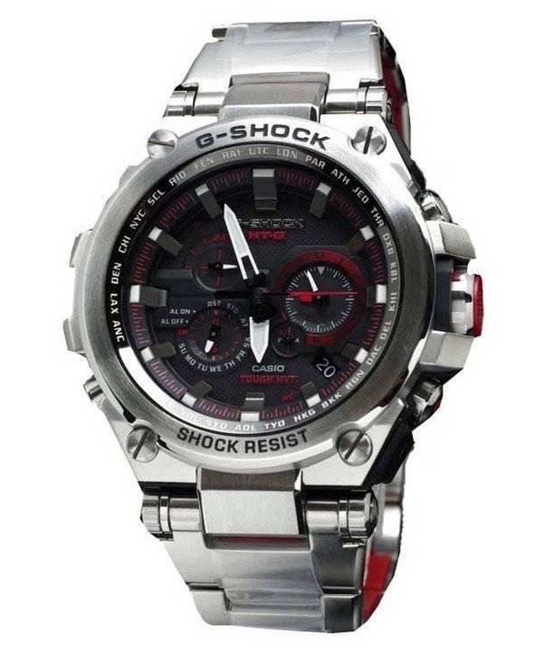 MT-G de Casio G-Shock Atomic MTG-S1000D-1A4JF montre homme fr 7b7f46305804