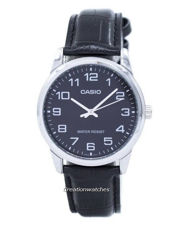 7da8a276387 Relógio de quartzo analógico Casio MTP-V001L-1BUDF MTPV001L-1BUDF homens