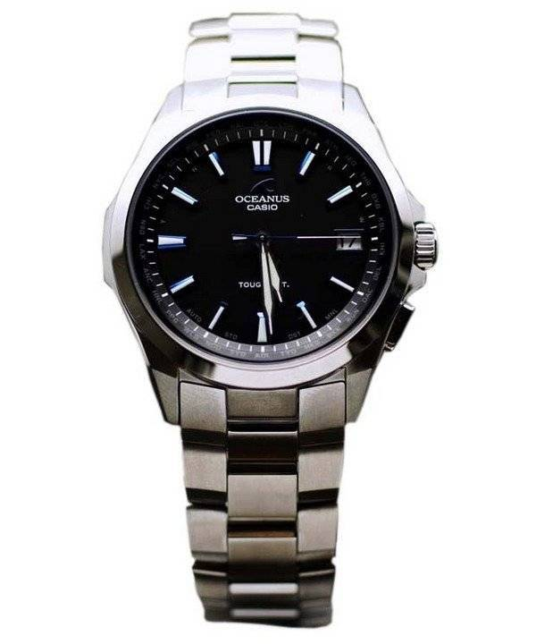 433d58978883 Watch Casio Oceanus Atómica OCW-S100-1AJF Mens es