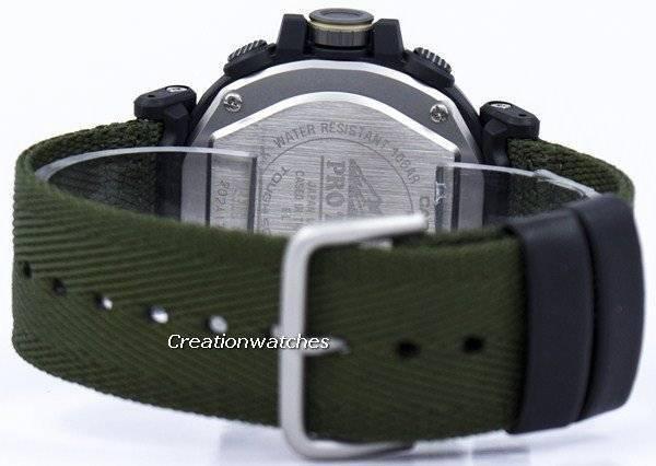 Casio Protrek Tough Solar Analog Digital PRG-600YB-3 Men s Watch 95f66e11c35