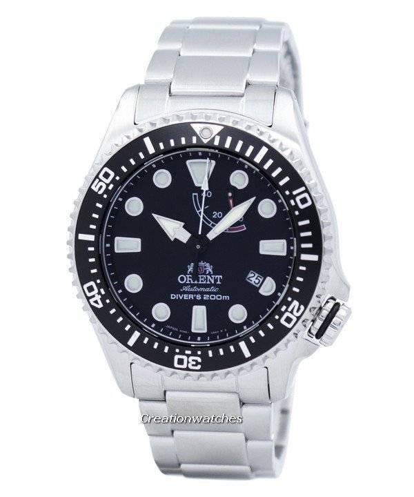 1fa946bcf57f Reloj para hombre Orient Sports Diver s 200M Power Reserve RA-EL0001B00B