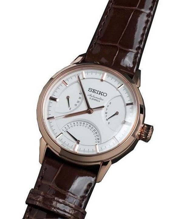 737a45326f21 Reloj Seiko Automatic Presage 31 Jewels SARD006 para hombre