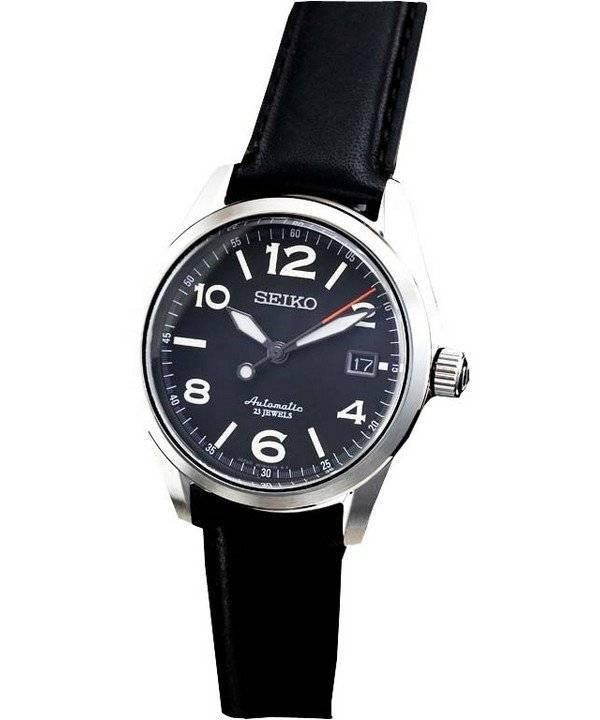 476ea5e1e672 Seiko automático 23 joyas Watch SARG011 Mens es