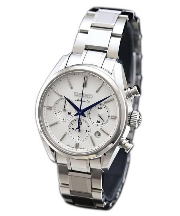 0aefebf20 Seiko Presage Automatic Chronograph Japan Made SARK005 Men's Watch