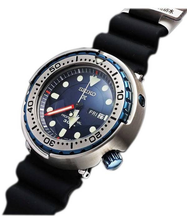 d34555c60 Seiko Prospex Marine Master PADI Professional 300M Japan Made SBBN039 Men's  Watch