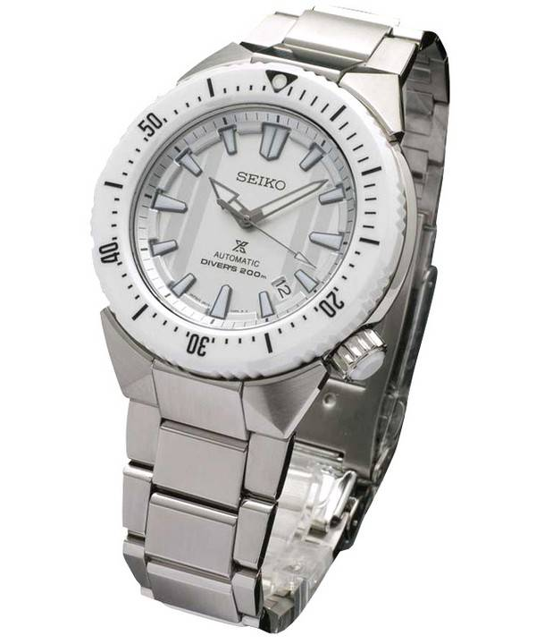 Seiko Automatic Prospex 200m Diver Trans Ocean Limited Edition Sbdc043 Mens Watch