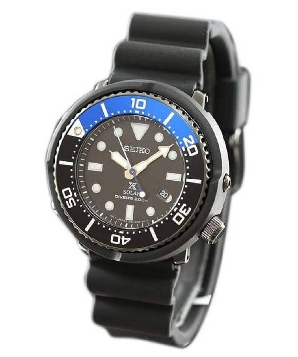 first rate ed1c4 73959 Seiko Prospex SBDN045 Divers 200M Limited Edition Solar Mens Watch