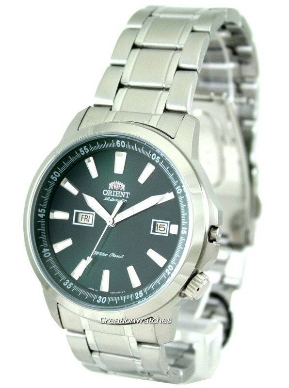 Orient Classic Automatic EM7K005F Men's Watch - Click Image to Close
