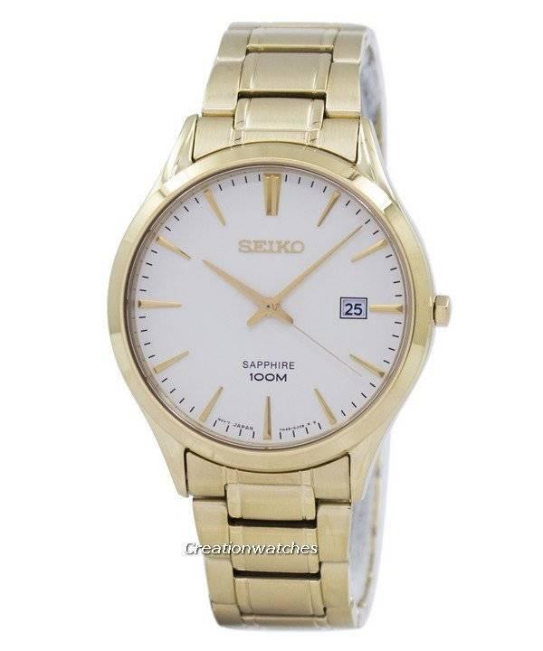 7b7b2804e34 Relógio Seiko quartzo analógico SGEH72 SGEH72P1 SGEH72P masculino pt