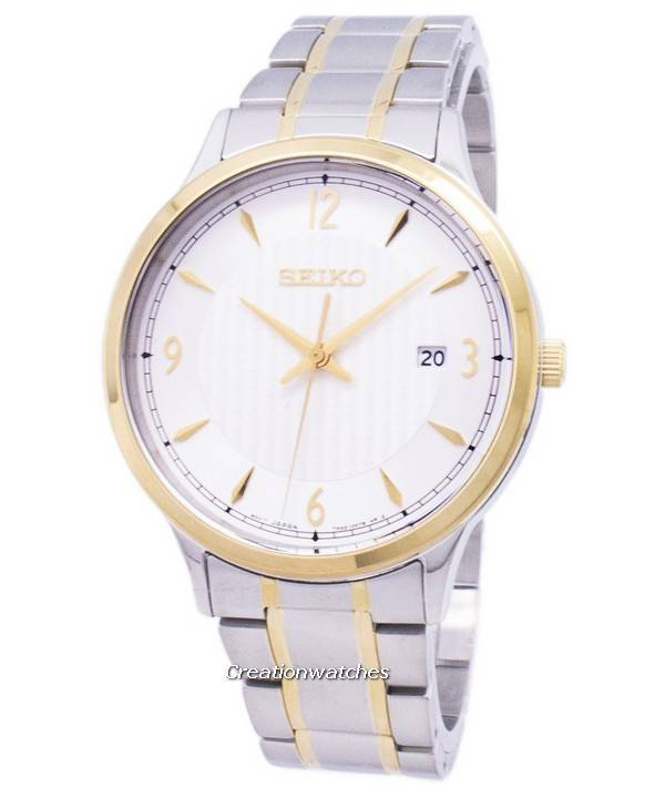 05e5d5b38f0d Reloj Seiko clásico cuarzo SGEH82 SGEH82P1 SGEH82P de los hombres es