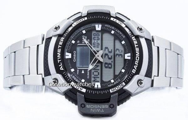 329a662e1cd Orologio Casio sport altimetro termometro SGW-400HD-1BVDR SGW-400HD-1  SGW400HD