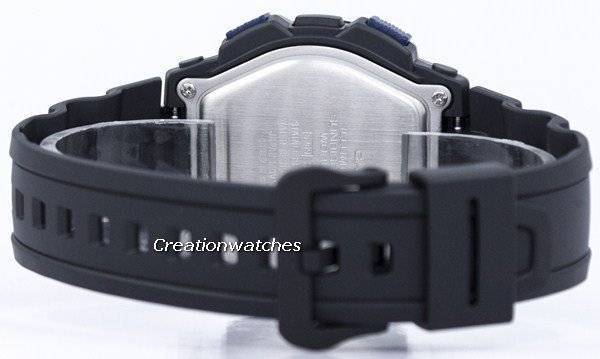 5c0317b49da Casio OutGear relógio Twin Sensor mundo tempo Analógico Digital SGW-500H-2BV  masculino