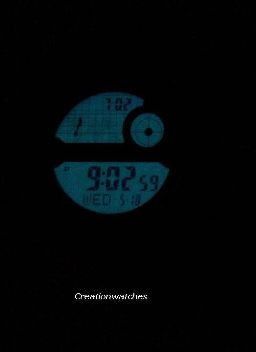Sensor digital Quartz 2A Casio Twin 600H para SGW hombre Reloj 2A SGW600H Outdoor MSUpGVqz