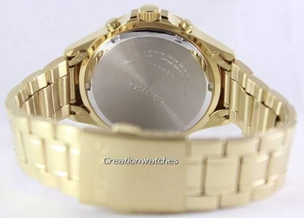 4ce50a851ad Seiko Chronograph Quartz 100M SKS482P1 SKS482P Herreur da