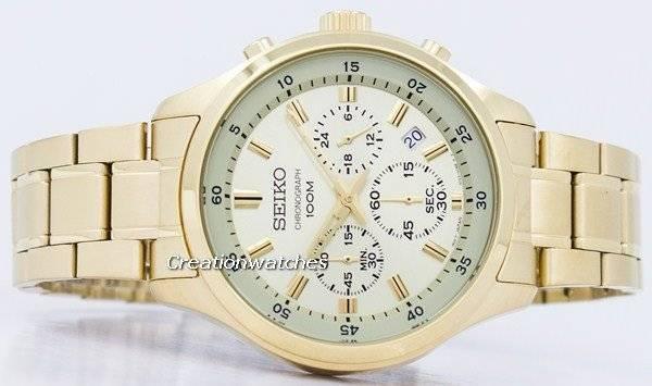 Seiko Chronograph Quartz SKS592 SKS592P1 SKS592P Men s Watch 8a29e1e144