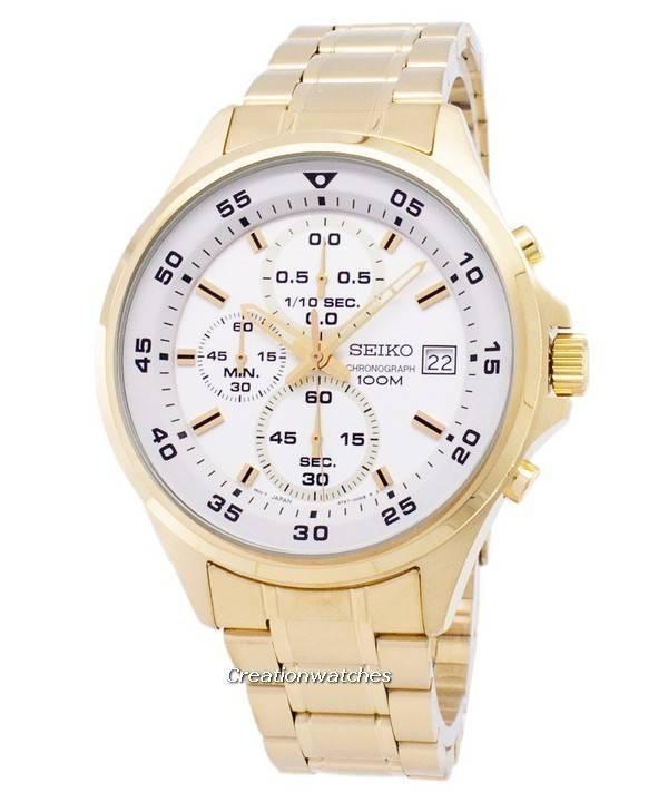 b4461b44e7d Relógio Seiko Cronógrafo Quartz SKS632 SKS632P1 SKS632P masculino pt