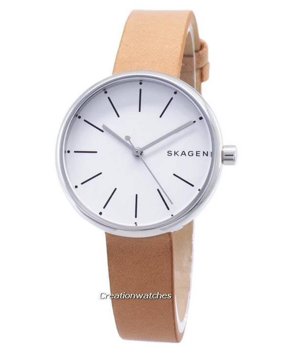 083aecfe322 Relógio Skagen Signatur quartzo analógico SKW2594 feminino pt
