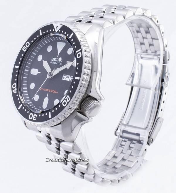 Seiko Divers Montre Automatic Skx007k2 Homme 80nwOvmN