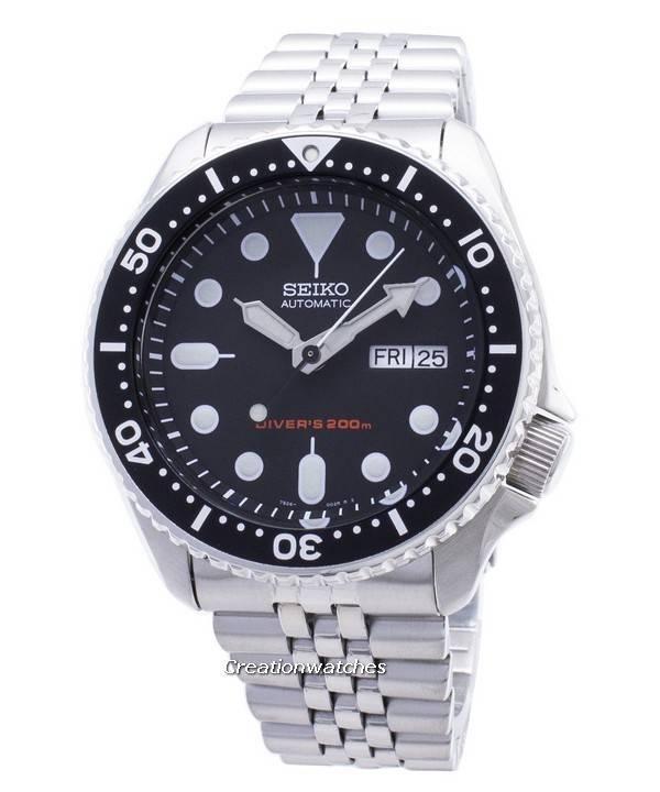 l'ultimo 7bdd2 62f67 Orologio da uomo Seiko Automatic Divers SKX007K2 it