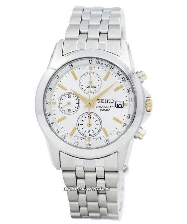 Seiko Sndc11p1 Reloj Hombre Cronógrafo Para Sndc11 Sndc11p X0PnwO8k