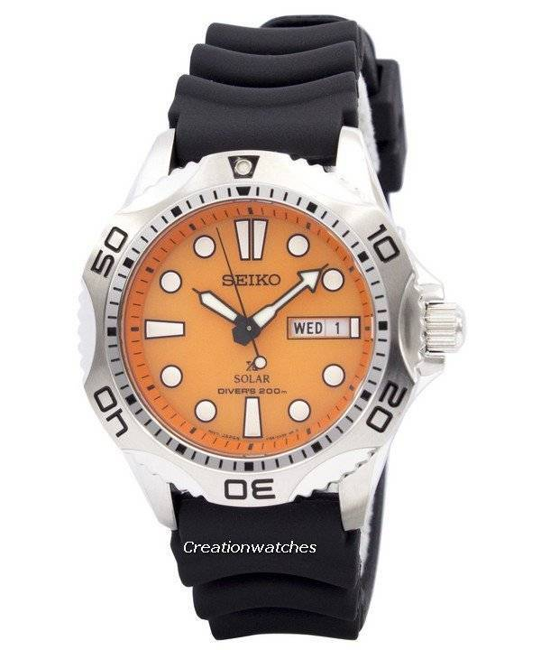 Seiko Solar Diver S Sne109 Sne109p1 Sne109p Men S Watch