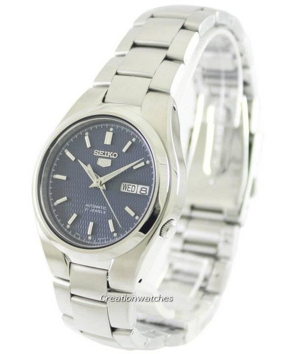 854e2cb4de1 Relógio Seiko 5 automático 21 jóias SNK603K1 SNK603K para homens pt